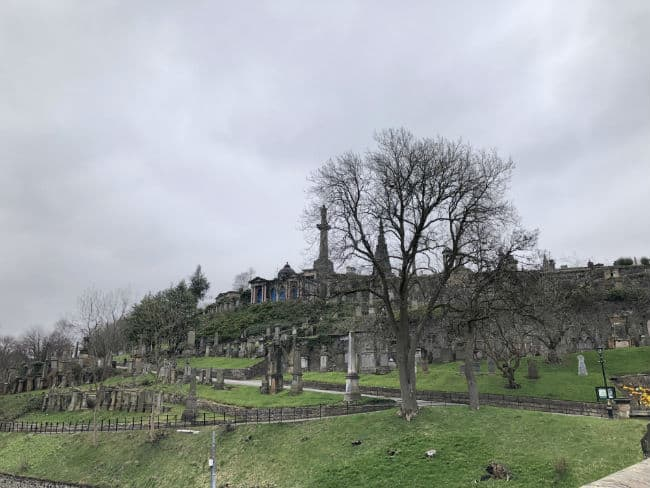glasgow-necropolis